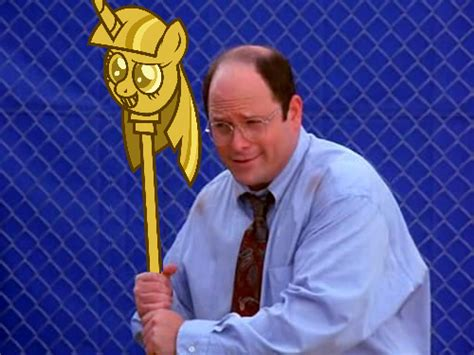 Costanza Meme - image 648282 the twilight sparkle scepter know