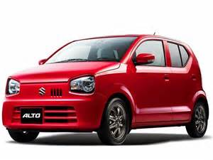 new maruti alto car suzuki presented the new alto 2015 2016 in japan garage car