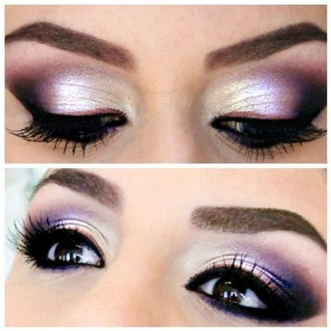 purple eye color 14 glamorous purple eye makeup looks pretty designs