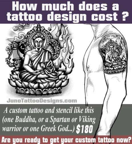 how much it cost to get a tattoo removed 1000 ideas about buddha design on
