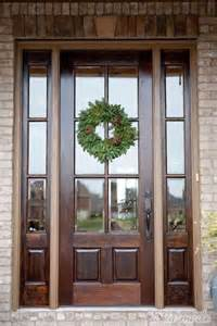 Make A Front Door 27 Chic Front Doors To Try For Your Entry Shelterness