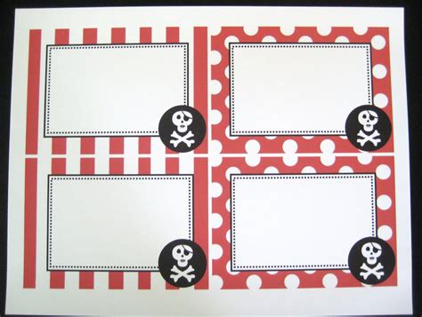 printable pirate labels kami buchanan custom designs custom pirate party