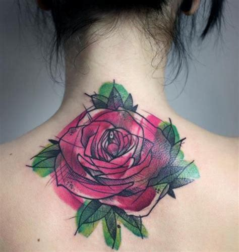 tattoo areas areas amazing watercolour tattoos