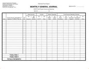 General Journal Template by General Journal Template Journal Jpg Loan Application Form