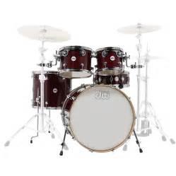 dw drum rug dw design series 5 drum set shell pack 22 quot bass 14