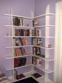 how to build corner bookshelves 40 easy diy bookshelf plans guide patterns