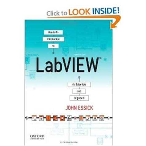 the labview style book books on introduction to labview for scientists and