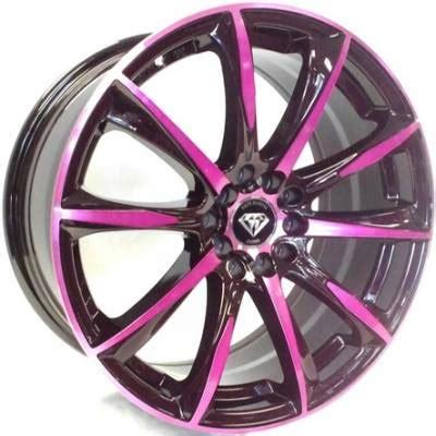 Pink Wheel by Pink Wheels And Pink Custom Wheels