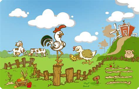 imagenes infantiles granja tortas animales de la granja fiesta infantil picture car