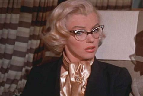 marilyn monroe reading glasses the top 20 movie performances with glasses glamourdaze