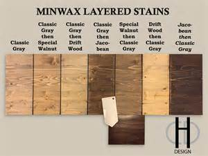 minwax stain colors on pine minwax stain color study classic grey special walnut