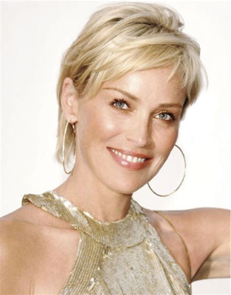 hairstyles for women over 40 with round faces short haircuts for women over 40 with round faces hair