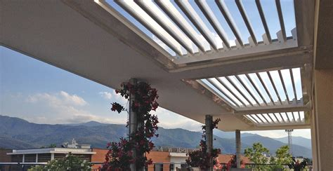 pergola with movable louvers aluminium pergola with adjustable louvers kedry t by ke outdoor design