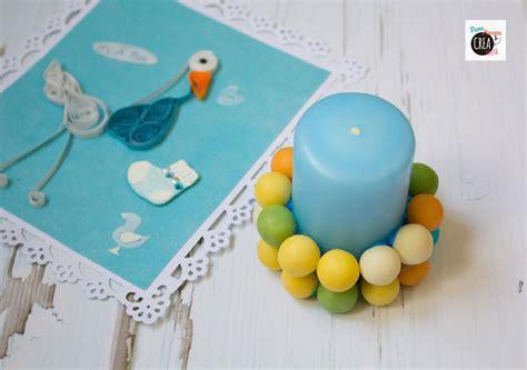 decorare con le candele 10 modi per decorare le candele 183 pane e creativit 224