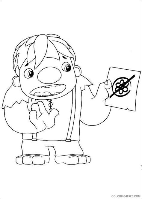 Wallykazam Pages Coloring Pages Free Coloring Pages Wally Sox