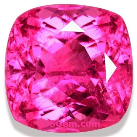 Shades Of Red List by Pink Tourmaline Gemstone Information At Ajs Gems
