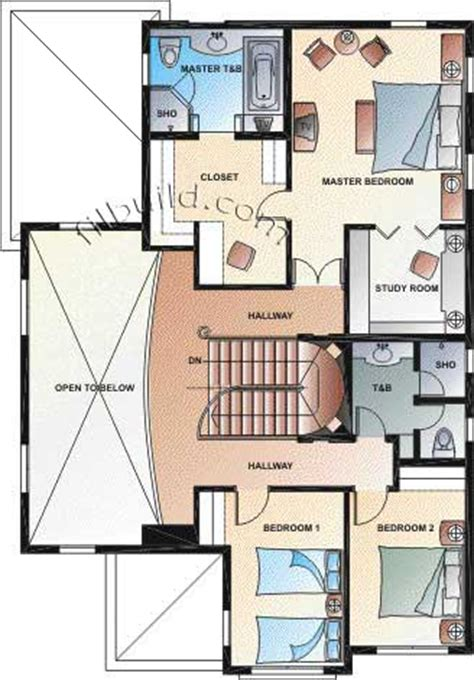 dreamsource home plans typical american home floor plan home plan