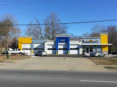 epoc construction restores  virginia auto repair shop