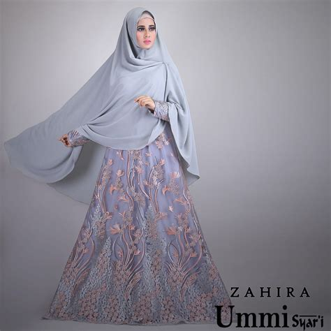 Zahira Jumbo murah n ori collection zahira syar i by ummi