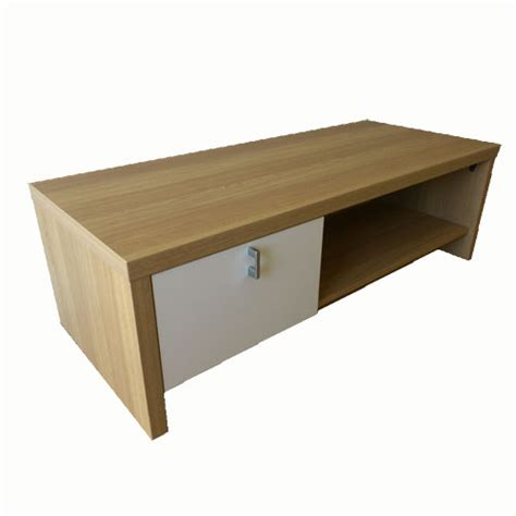hygena misaki coffee table brand new argos table oak