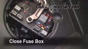 Pontiac Torrent Fuse Box Interior Fuse Box Location 2006 2009 Pontiac Torrent