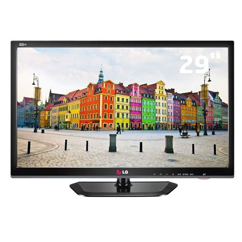 Monitor Tv Lg 29 tv monitor led 29 hd lg 29ln300b pc awz conversor digital time machine ready entradas