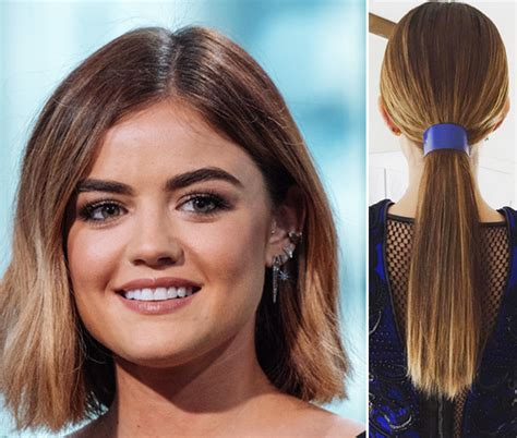 Lucy Hale?s Hair At The Teen Choice Awards ? See Her Hair