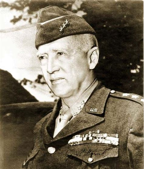 general george patton historian george patton was murdered
