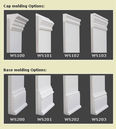 baseboards sizes types of baseboard molding base moulding ideas buying