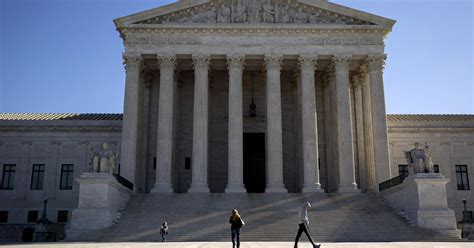 In The Of The Supreme Court Ruled That The Protection Against Unreasonable Search And Seizure Supreme Court On Deportations Speedy Trials And More Cbs News