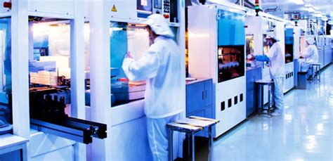 computer clean room solutions industry