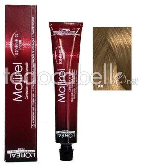 majirel 8 rubio claro by l oreal professional for 1 7 oz jet l 180 oreal tinte majirel 9 0 rubio muy claro profundo 50ml
