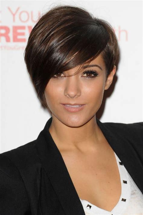frankie bridge new hair 2016 21 pixie bangs haircut ideas designs hairstyles