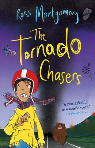 the chaser books the tornado chasers by ross montgomery reviews