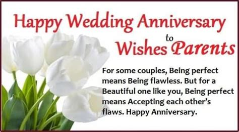 Wedding Anniversary Wishes For Maternal happy anniversary and parents anniversary 2018