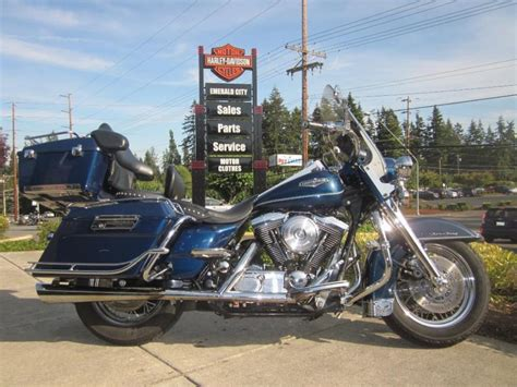 Washington Harley Davidson by Harley Davidson Flhrc I Motorcycles For Sale In Washington