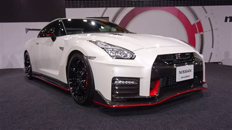 how to a to attack nissan gt r nismo quot nismo n attack package quot tokyo auto salon 2017