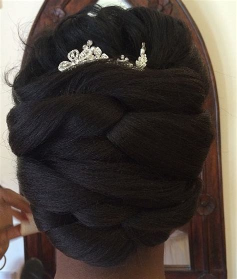 Wedding Hairstyles For Hair American by 50 Superb Black Wedding Hairstyles