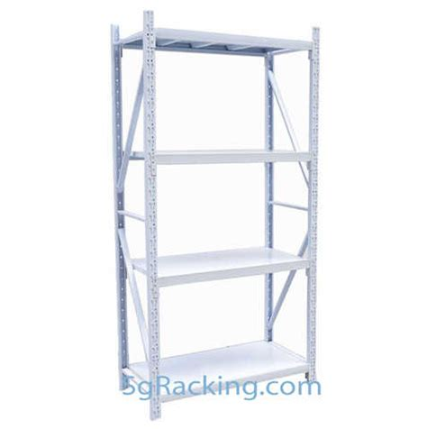 Metal Shelf Rack Singapore by Storeroom Rack Metal Shelving Storage For Your Homes For