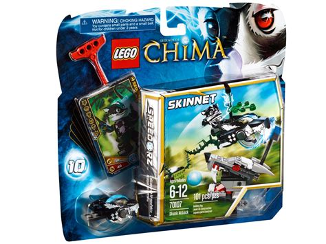 Lego 70107 Legends Of Chima Skunk Attack skunk attack 70107 legends of chima brick browse