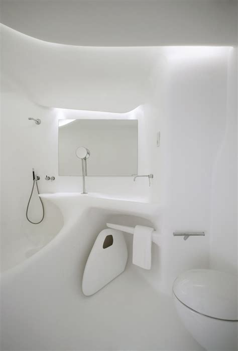 Shower Head Manufacturers by Hotel Puerta America 1st Floor By Zaha Hadid Architects
