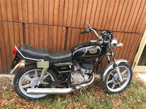 Motorrad 125 Ccm Gilera by Gilera 125 Ccm Tg3 Custom 1982 Catawiki