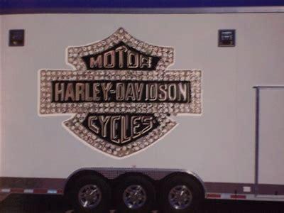 Stiker Harley Davidson Line 30 Cm harley davidson bling color trailer or wall 24 x 30 decal sticker