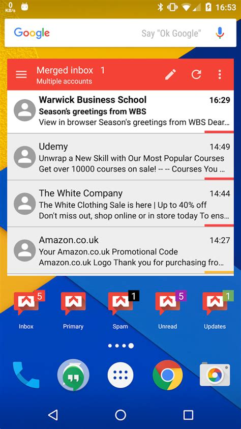 gmail widgets for android widgets for gmail android apps on play