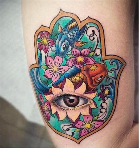 tattoo hand koi 30 best images about hamsa hand tattoo on pinterest