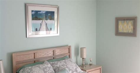 Bedroom Wall Ls Home Depot by Finished Bedroom Behr Water Paint From Home Depot