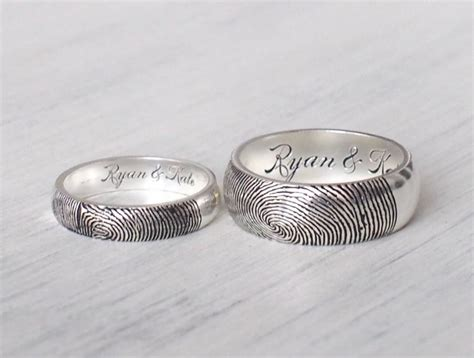 15 different types of promise rings with names and