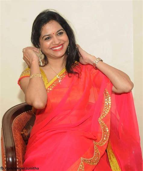 actress singer list sexy telugu singer sunitha personal sexy pics tollywood