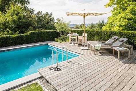 garten und pool gestaltung natur pools grimm garten deutschland
