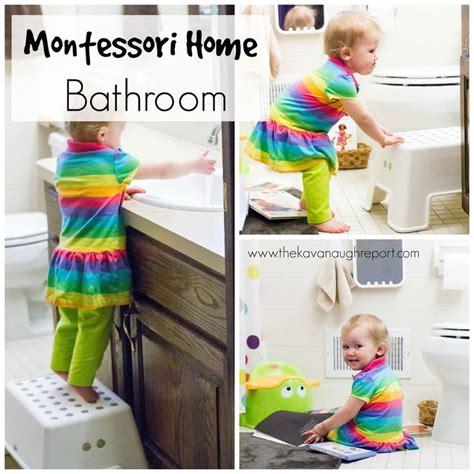 montessori bathroom 27 best montessori bathroom images on pinterest toddlers